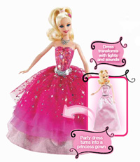 Barbie Fashion Show Doll Barbie In a Fashion Fairytale