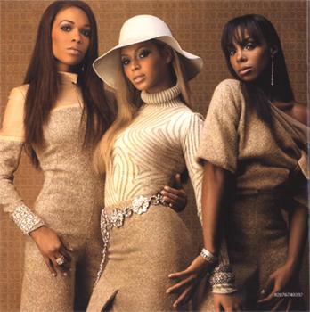 Destiny's Child Number 1's DVD & CD 02. Independent Women Pt. 1 03. Survivor