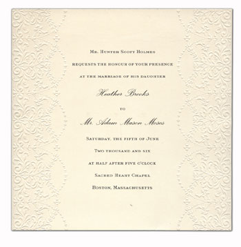 traditional wedding invitations With traditional wedding invitations australia