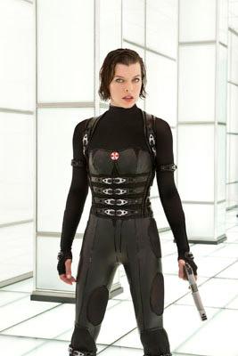 Paul W S Anderson Resident Evil Retribution Female Com Au