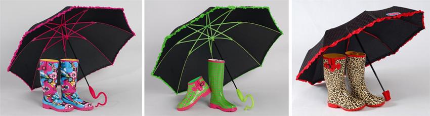 rosie roo wellies  u0026 umbrella