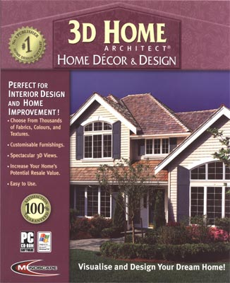 Home Architecture Design Software on 3d Home Architect Home Decor   Design Software