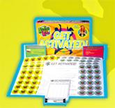 Get Activated with Active Kidz Indoor Activity Game