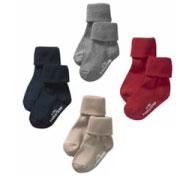 Baby Gap Triple Roll Socks 4 Pack