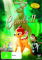 Bambi 2, The Great Prince of the Forest