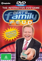 Bert's Family Feud Interactive DVD Game