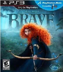Disney Pixar Brave: The Video Game