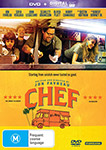 Chef DVDs