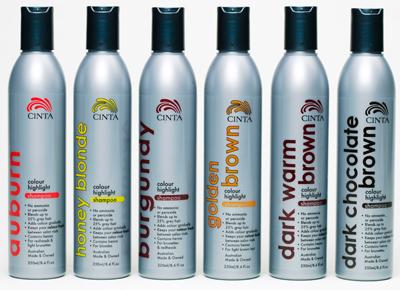 Cinta Colour Shampoo