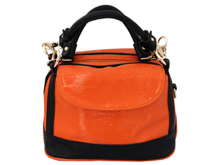 Medium Patent Handbag