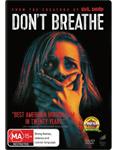 Don't Breathe DVDs