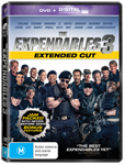 Expendables 3 DVDs
