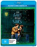 The Fault in Our Stars Blu-rays