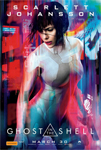 Ghost In The Shell Movie Tickets