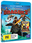 How To Train Your Dragon 2 Blu-rays