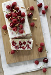 Frozen Raspberry and Yoghurt Parfait