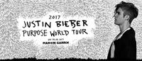 Justin Bieber Purpose World Tour Tickets