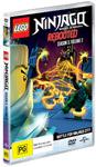 LEGO® Ninjago: Masters of Spinjitzu REBOOTED – Season 3, Volume 2 DVDs