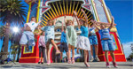 Luna Park Jumps Into Easter School Holidays