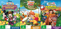 Playhouse Disney Mickey Mouse Clubhouse, Little Einsteins