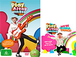 Play Along with Sam DVD & CD Packs
