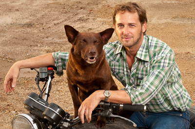 josh lucas plays red dog