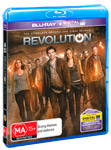 Revolution: The Complete Second Season Blu-rays