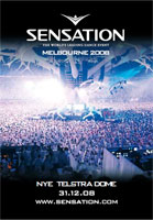 New Years Eve Telstra Dome Sensation