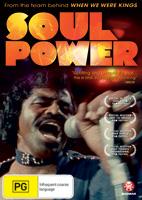 Soul Power DVD