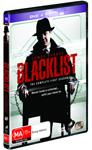 The Blacklist: Season One DVDs