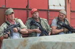 Sylvester Stallone and Jason Statham The Expendables 3