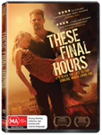 These Final Hours DVDs