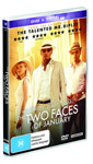 The Two Faces of January DVDs