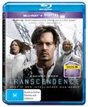 Transcendence DVDs