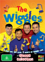 The Wiggles Classic Collection Box Set
