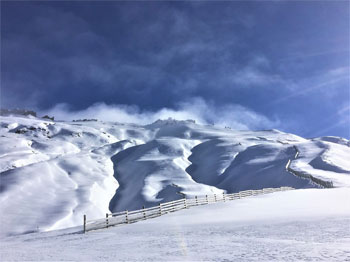 Treble Cone Opens Early