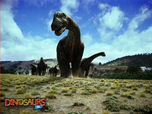 Dinosaurs: Giants of Patagonia) .