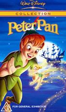 Peter Pan WDC Packshot VHS