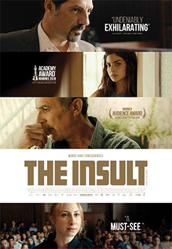 Win The Insult Tickets